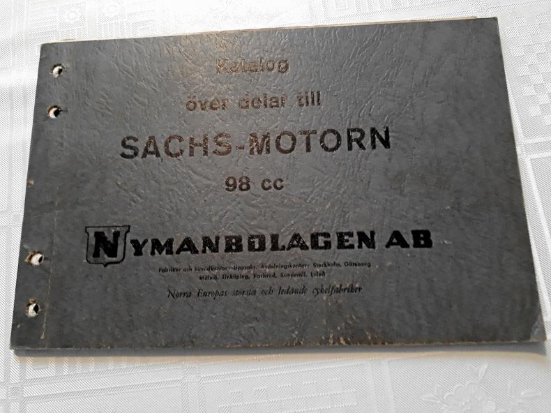 Messerschmitt och Sachsmotor