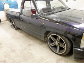 Chevrolet C10 Fleetside 6 fots BYTE
