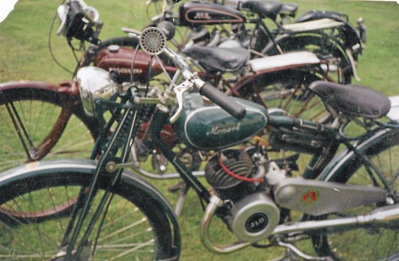 Husqvarna 118-120 cc Rex 1938-39