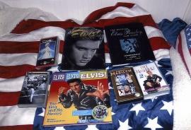VHS och böcker