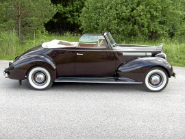 Packard 1601 Convertible Coupe