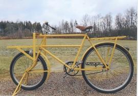 Cykel och diverse antikt