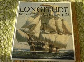 LONGITUDE, tidskrift från de sju haven. 25 nr.
