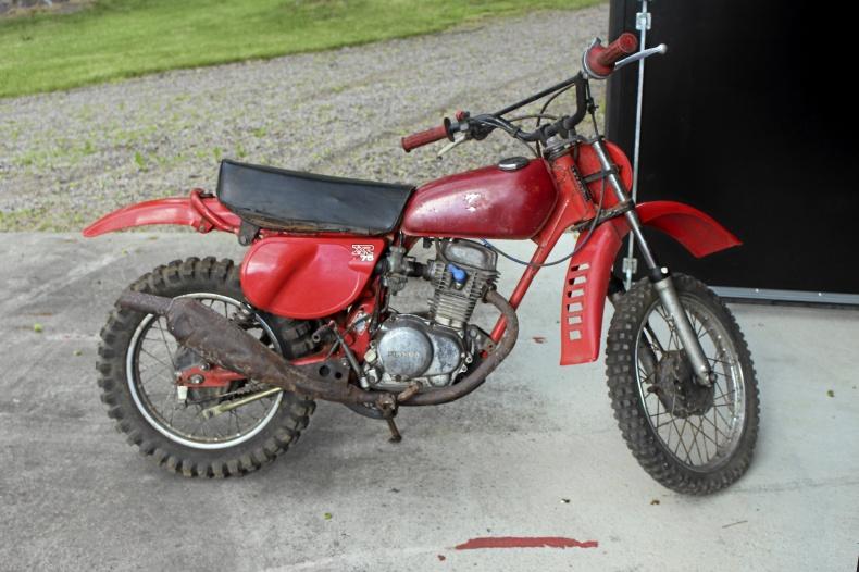 mobile_Honda XR75