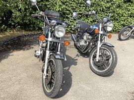 2 st Honda CB 750C