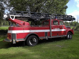 Brandbil, Scania Vabis 56