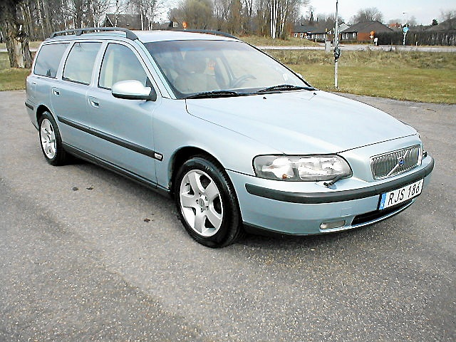 Volvo V 70 2,4 Turbo