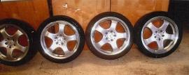Mercedes-Benz-hjul