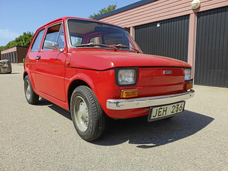 Fiat 126 Berlina