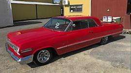 mobile_Chevrolet Impala 2-dr.
