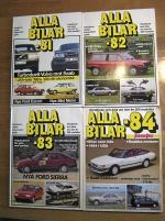 Alla Bilar 1981-1984