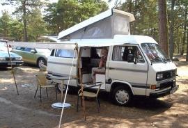 Husbil VW campingbuss
