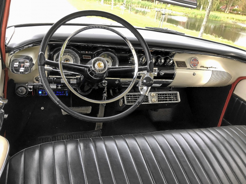 Chrysler Windsor Newport 4dHt – 10650 mil