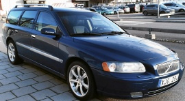 mobile_Mycket fin Volvo V70 Ocean Race 2,5 Turbo 209 hk