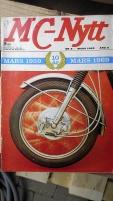 MC-Nytt 10 årsnum, Tidning Bike 1:a nummer