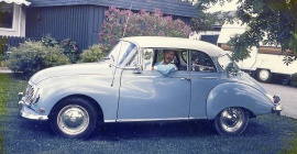 DKW AU 1000 S