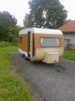 Heby 4B husvagn