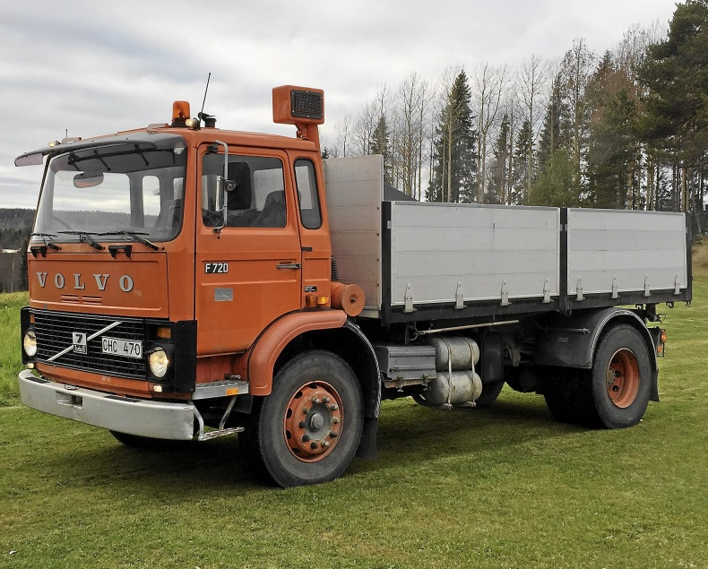 Volvo F7/Turbo 6.