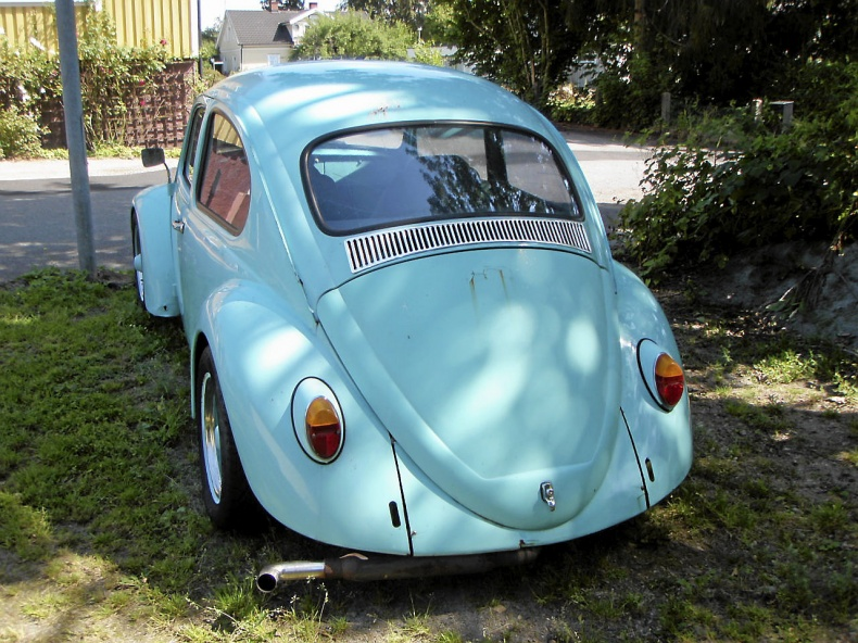 VW 1200 bubbla