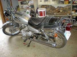 Honda CM 125 T