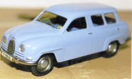 Saab 95 1961, 1:43