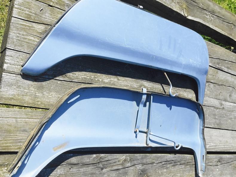 Thunderbird 1961-1963 delar