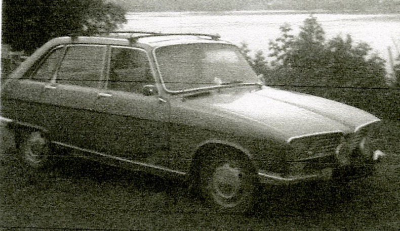 Renault R 16 TL