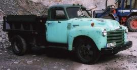 Chevrolet Last 4100