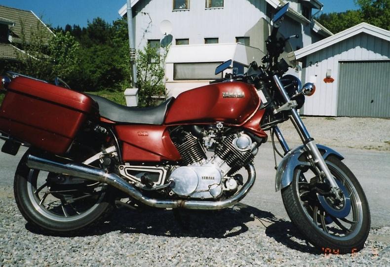 mobile_Yamaha XV 1000 Tr1