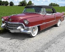 mobile_Cadillac Eldorado Convertible