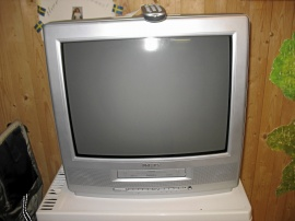 Philips 21 tums TV