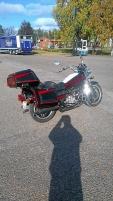 Helrenoverad Honda Goldwing GL 1100