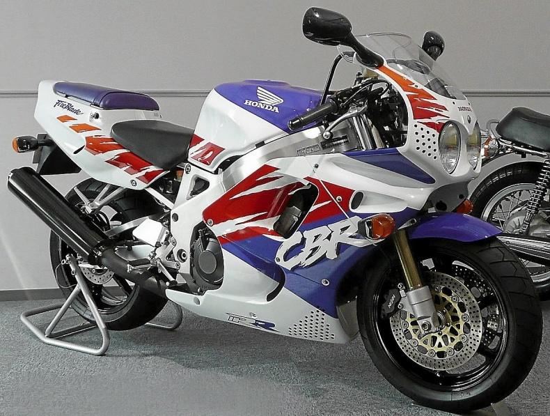 mobile_Honda CBR 900RR Fireblade