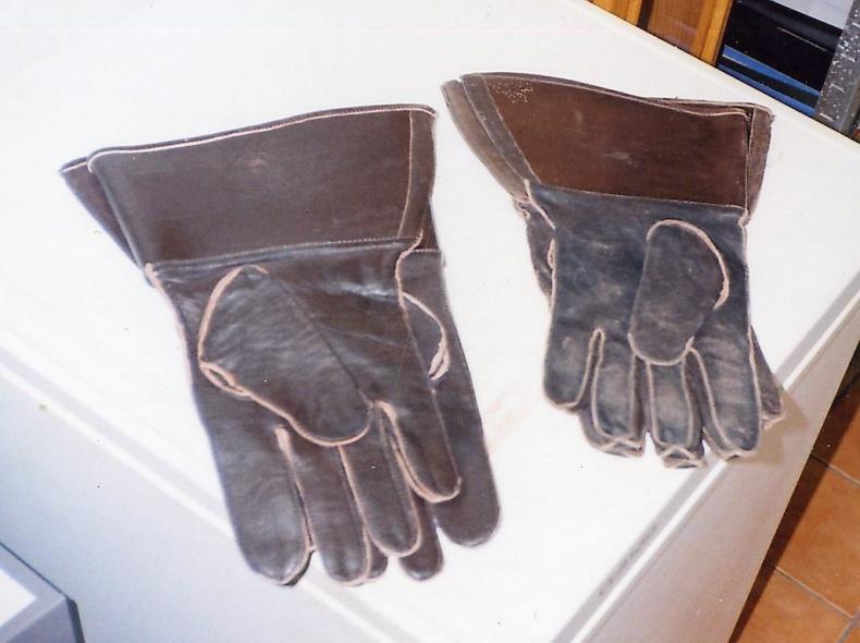Mc-handskar