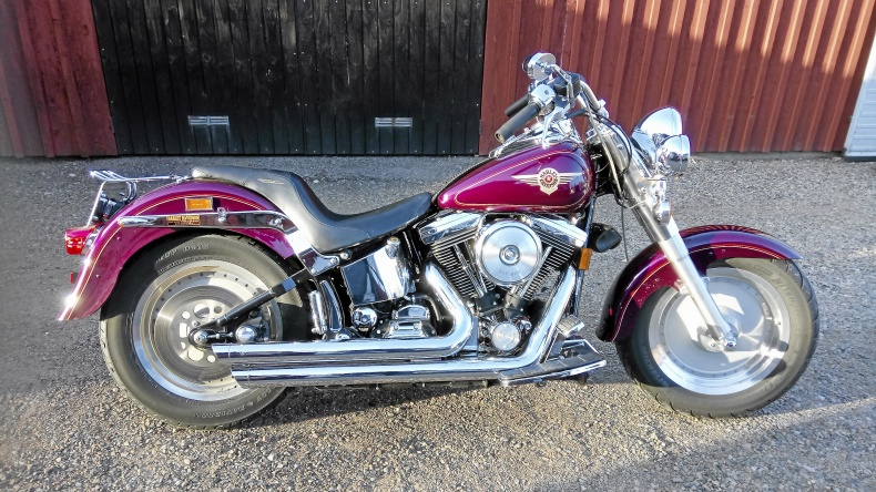 mobile_Harley-Davidson Fatboy