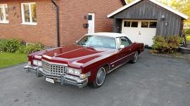 Cadillac Eldorado Cab