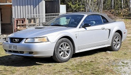 Ford Mustang Cab-V6