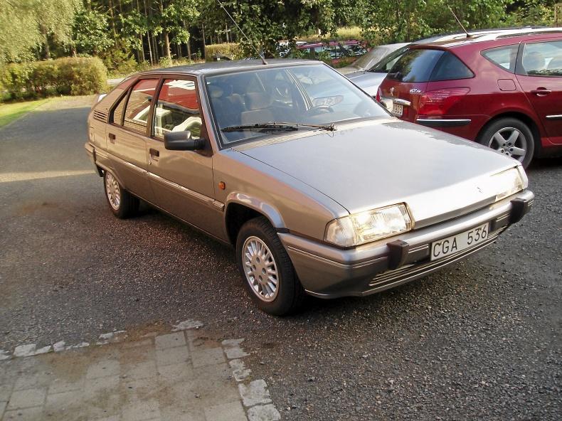 Citroën BX Millesime