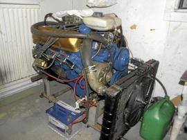 Ford 390 cc Motor -64