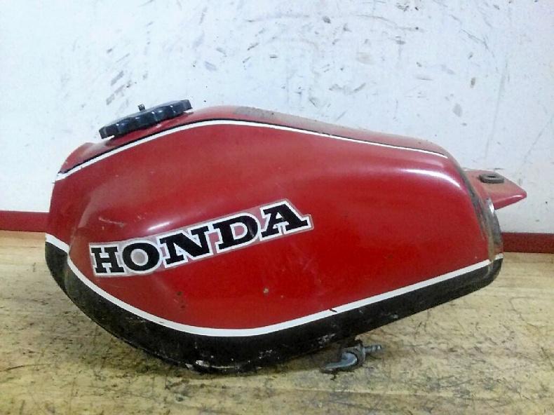 Bensintank Honda MTX125R, Honda XL500s 79-81