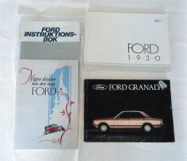 Ford instruktionsbok