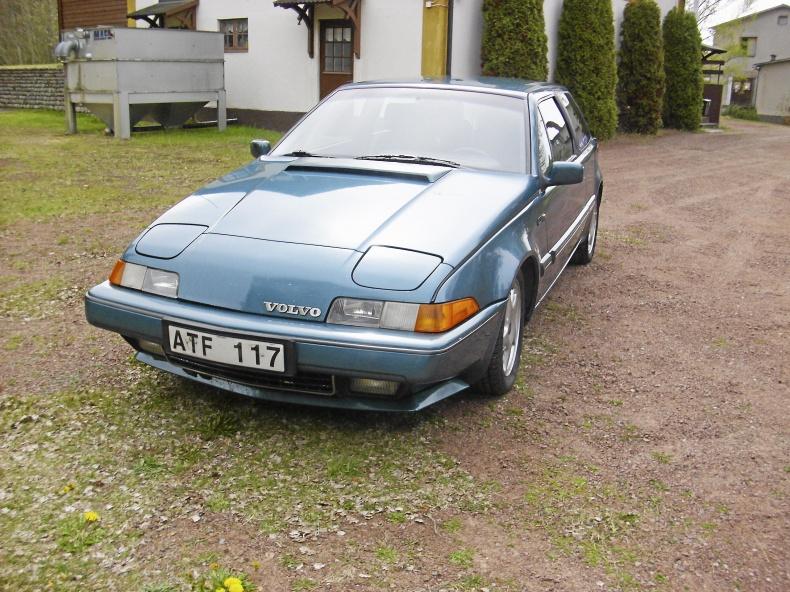 Volvo 480 Turbo