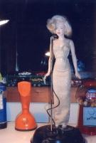 Marilyn Monroe docka