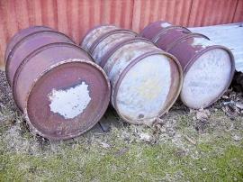 BRÄNSLEFAT 200 liter