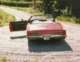 Pontiac Catalina cab