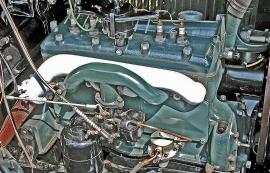 Ford B motor