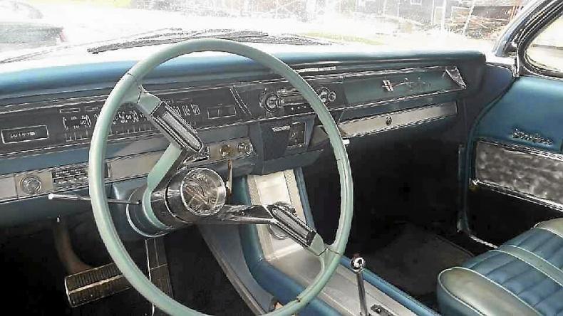 Oldsmobile Starfire cab