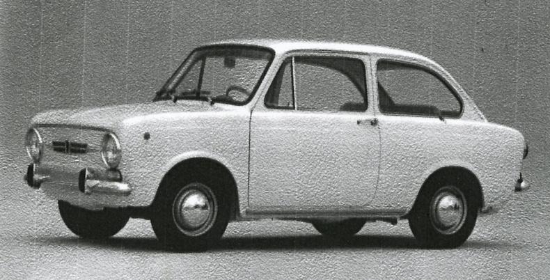 Fiat 850 Special