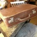 Resväska med patina