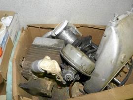 Div motordelar, 2-hjulstraktorer